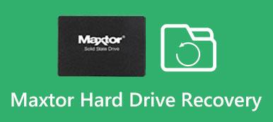 Récupération de disque dur Maxtor