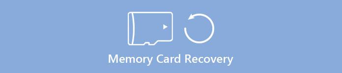 Récupération de carte mémoire