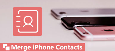Merge iPhone Contacts