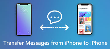 Transférer des messages de l'iPhone vers l'iPhone