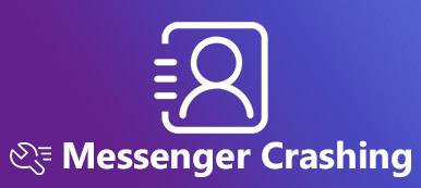 Messenger stürzt ab