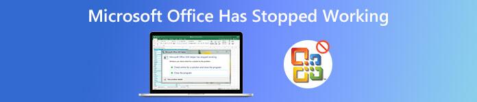 Micsoft Office funktioniert nicht mehr