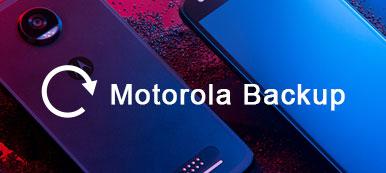Sauvegarde Motorola