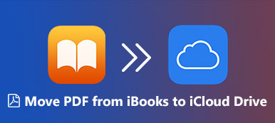 Move PDF from iBooks to iCloud