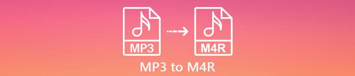 MP3からM4R
