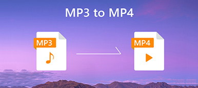MP3 to MP4