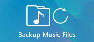 Backup Music Files