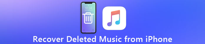Music Deleted from iPhone