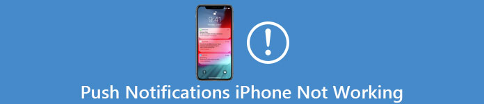 Notifications iPhone Not Working