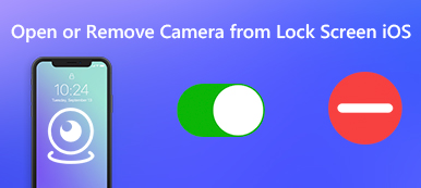 Open or Remove Camera