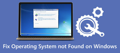 Operating System not Found