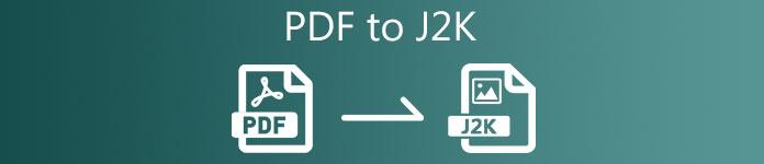 PDF zu J2K