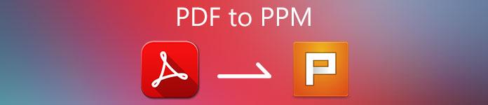 PDF à PPM