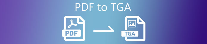 PDF à TGA
