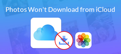 Photos Wont Download from iCloud