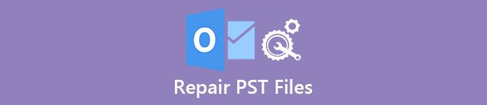 Réparation PST