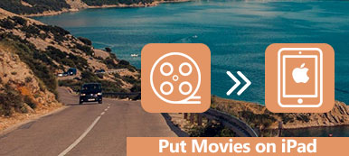 Put Movies on iPad
