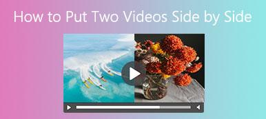Mettre deux vidéos côte à côte