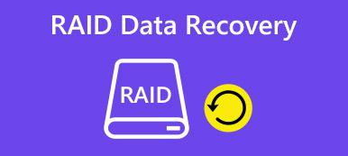 Récupération de données RAID