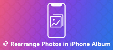 Rearrange Photos in an iPhone Album
