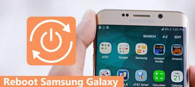 Redémarrez Samsung Galaxy