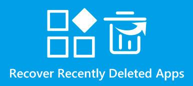 Állítsa vissza a nemrég törölt alkalmazásokat