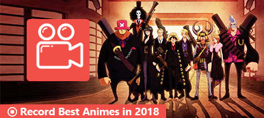 Record Best Animes in 2018