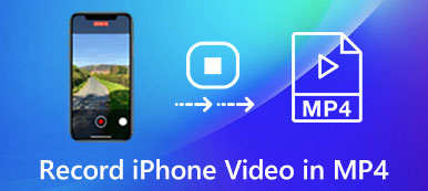 Nehmen Sie iPhone-Videos in MP4 auf