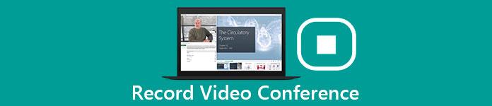 Videokonferenz aufnehmen