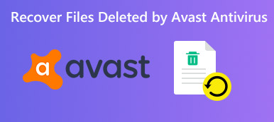 Recover Avast Deleted Files