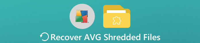 Stellen Sie AVG Shredded Files wieder her