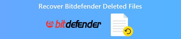 Récupérer les fichiers supprimés par Bitdefender