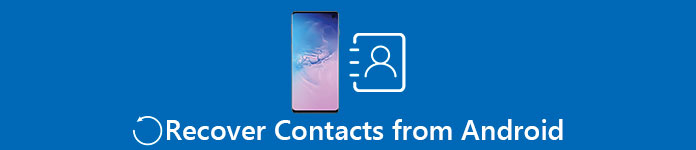 Recover Contacts from Android Phone