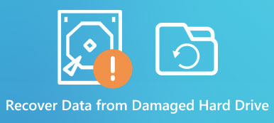 Recover Data from Damaged Hard Drive