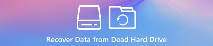 Récupérer les données d'un disque dur mort