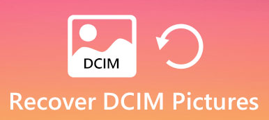 Recover Deleted DCIM Pictures from Android