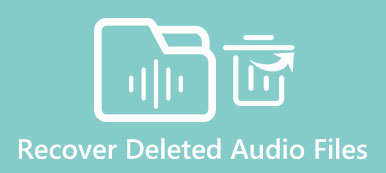 Recover Deleted Audio Files