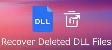 Recover Deleted DLL Files
