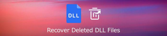 Récupérer les fichiers DLL supprimés
