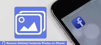 Recover Deleted Facebook Photos on iPhone