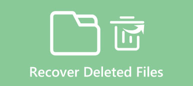 Recover deleted files Android internal storage