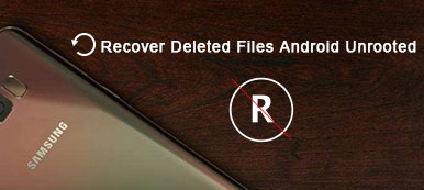 Recover Deleted Files from Unrooted Android