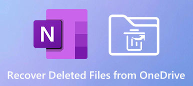 Recover Deleted Files from OneDrive
