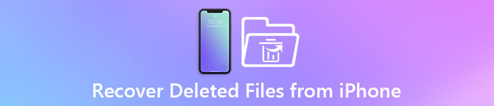Recover Deleted Files from iPhone
