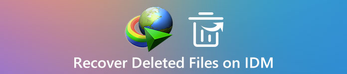 Gelöschte Dateien in IDM wiederherstellen