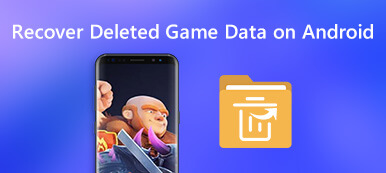 Recover Deleted Game Data on Android Device