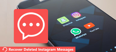 Recover Deleted Messages of Instagram