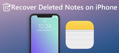 Recover Deleted Notes on iPhone 5