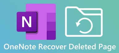 Recover Deleted OneNote Files