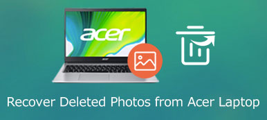 Recover Deleted Photos from Acer Laptop